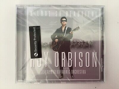 Roy Orbison CD -  A Love So Beautiful (with Royal Philharmonic Orchestra)