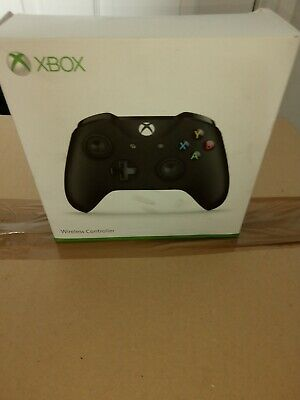 microsoft xbox one wireless controller - black model no. 1708