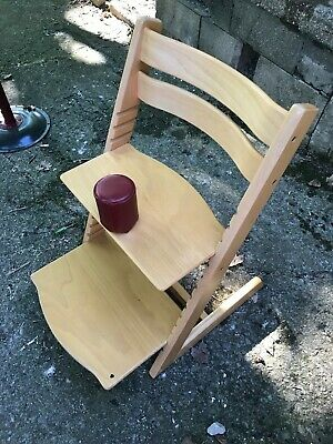 Stokke Tripp Trapp Baby High Chair Rare SEE DESCRIPTION FOR SHIPPING