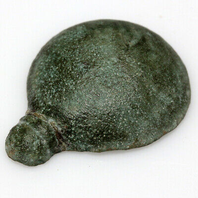 UNUSUAL SHAPE ANCIENT ROMAN BRONZE WEIGHT CIRCA 100-400 AD-10.27gr
