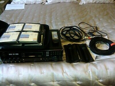 Complete Karaoke System JVC XL-MV303 Video CD Version 2.0