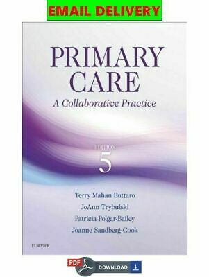 Primary Care: A Collaborative Practice ✔️ ᴇʙᴏoᴋ 📩