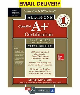 Comptia A+ Certification All-in-one Exam Guide, Tenth Edition ✔️ ᴇʙᴏoᴋ 📩