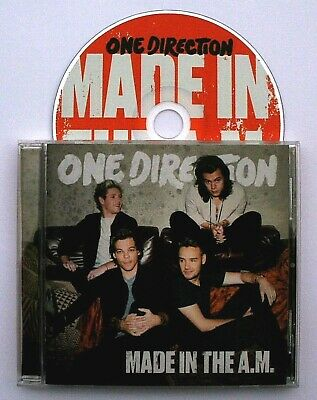 One Direction - Made In The A.m. (Cd 2015)