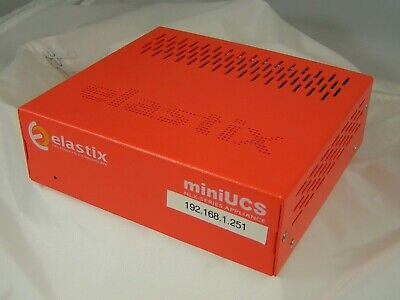 Elastix MiniUCS NLX-SERIES Appliance Solution