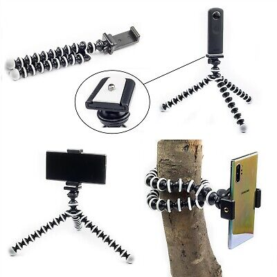 Octopus Flexible Tripod Mount Stand for Phone Mobile Smartphone Digital Camera