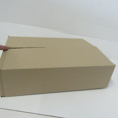 30  x   cardboard postal royal mail boxes  packing 15 x 11.25 x 4 in
