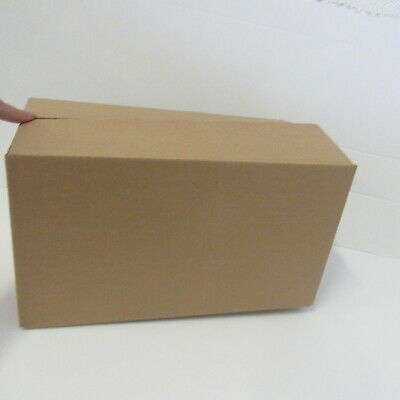 30 MEDIUM CARDBOARD BOXES   PACKING  SHIPPING  POSTAL BOXES  SIZE;  15 X 8 x 8.5
