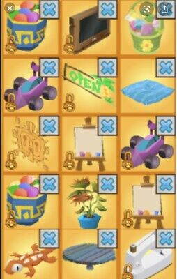 Animal Jam 20 Den Beta Bundle RARE