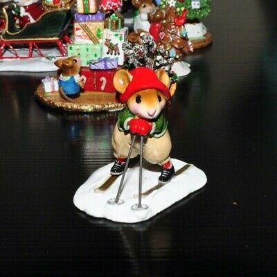 Wee Forest Folk M474 Alpine Elf Christmas