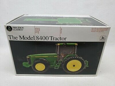 New 1/32 John Deere 8400 Tractor PRECISION CLASSICS #8 by Ertl SEALED NEW IN BOX
