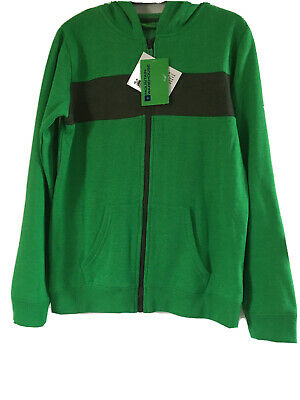Mountain Warehouse Zip Up Hooded Top Aged 11-12 Years Bnwt