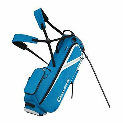 TaylorMade TM20 Flextech Crossover YD2020Drv Stand Bag, Blue, One Size