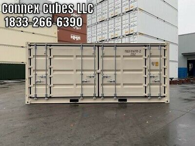 Brand New Shipping Containers 20' & 40' Open Side