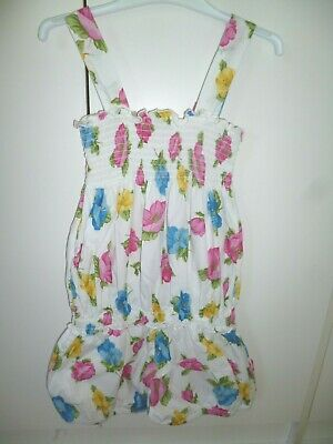 """100% Genuine """"Monnalisa"""" Floral short suit, age 9 yrs / 134 cms, in Ex. Cond."""