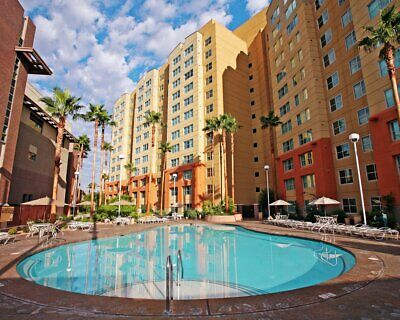 The Grandview At Las Vegas 2 Bedroom 122,000 Points Odd Year Timeshare For Sale