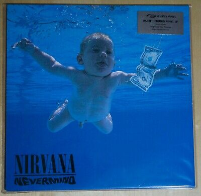 Nirvana Nevermind Ltd Edition 180 Gram Vinyl, Limited Edition 2009