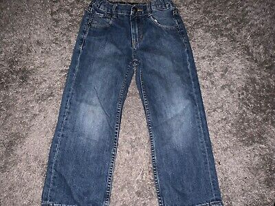 Boys Clothes Ben Sherman blue jeans age 4-5 years