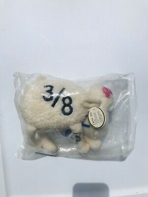 Serta Counting Sheep #3/8 Plush Stuffed Animal NIP