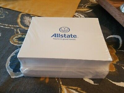Allstate Insurance 50 note cards/ envelopes multi purpose Thank You