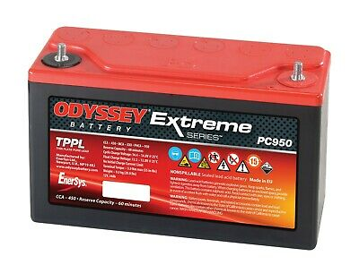 Odyssey Extreme Battery 30 / PC950 Race Racing Rally Battery