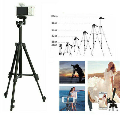 Universal Tripod Stand Mount For Digital Camera Camcorder Phone Holder iPhone