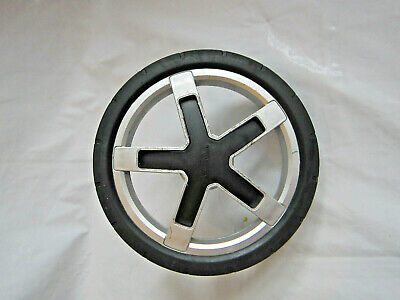1 X Replacement Silver Cross Pioneer Rear Back Wheel