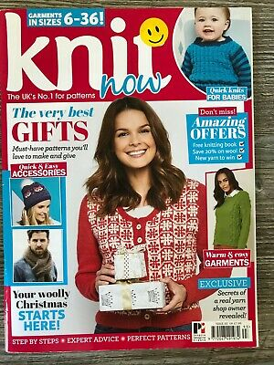 Knit Now Magazine: Issue 93,  No Free Gifts/Supplements