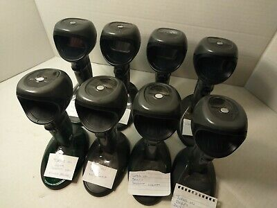 LOT OF 8 Motorola Symbol DS9808-SR00007NNWR 2D USB Barcode Scanner FOR PARTS