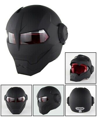 Full Face Safety Helmet For Motorbike Motorcycle Waterproof Cycle Adult Helmets