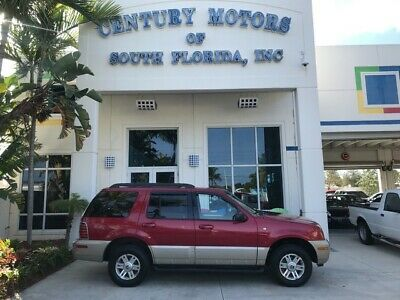 2005 Mercury Mountaineer  Leather CD Power Windows 3rd Row Seat 7 Passenger Tow Hitch