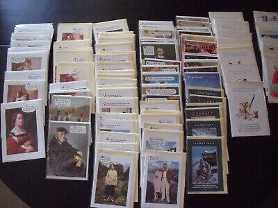 Wholesale Job Lot Of 114 Brand New Humour Greeting Cards in Wrap Blank Inside
