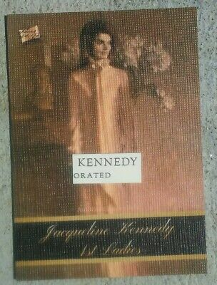 2020 The Bar -- Pieces of the Past -- JACQUELINE KENNEDY - First Ladies -- Relic