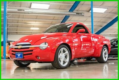 2003 Chevrolet SSR 1-Owner 42 Original Miles 2003 2004 2005 2006 2003 Chevy SSR 5.3L Vortec V8 Automatic 1-Owner 42 Original Miles 03 04 05