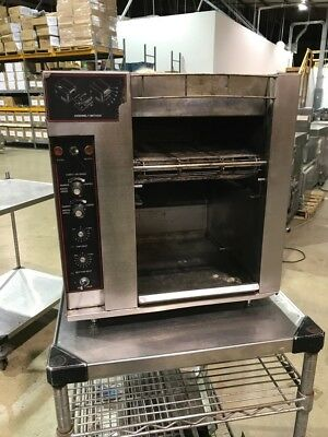 APW Wyott  Bagel Toaster Oven  Single Phase  Model BT-15