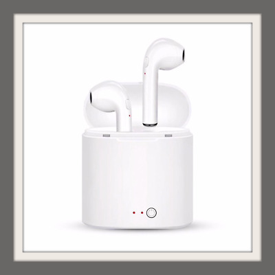 Premium Bluetooth Wireless Ear Buds Pods fits Apple iphone & Android *NEW* 🎧