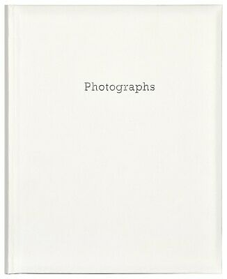 Deluxe Large WHITE Self Adhesive Photo Album Hold Various Sized Photos  50 Pages