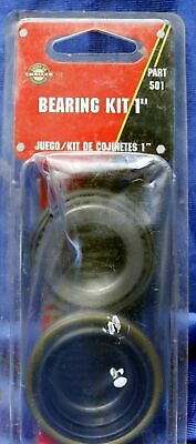 """Carry On Trailer Bearing Kit 1 """" Part 501 New Free Shipping"""