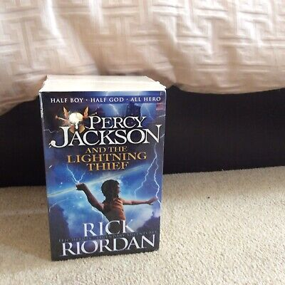 Percy jackson book collection Of 5. The Ultimate Collection