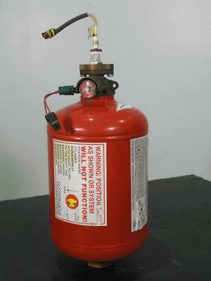 Amerex Model VH25ABC Vehicle Fire Suppression System