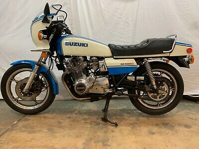 1980 Suzuki GS GS1000S 1980 Suzuki GS1000S. Wes Cooley. Race replica collectors limited low miles