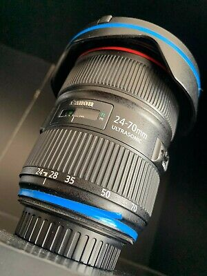 Canon EF 24-70mm f/2.8 L II USM Lens - Used, Excellent Condition