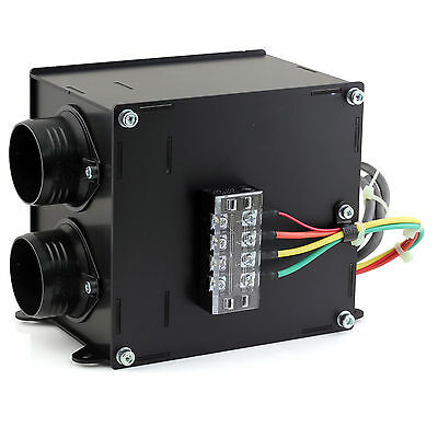 12v 400w Ducted Electric Cab Heater, VW Transporter, Air Cooled 911, VW Beetle