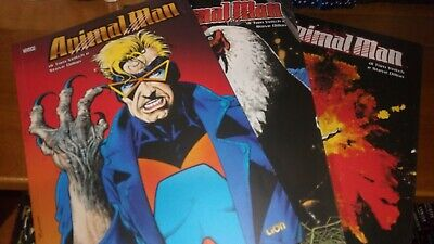 Dc Comics/Vertigo - Animal Man Completa Di Veitch/Dillon - Come Nuova -...