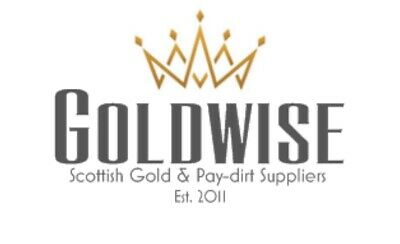 Scottish Gold Paydirt 22ct - Nugget,pickers and flour Gold! ( Gold Panning )