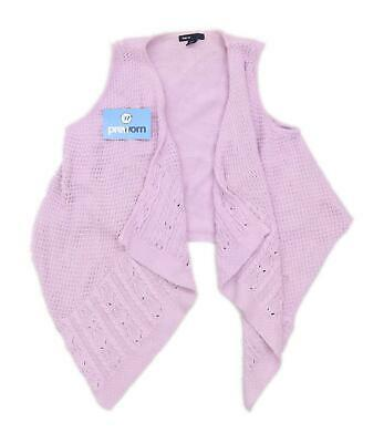 Gap Girls Purple Cardigan Age 10-11