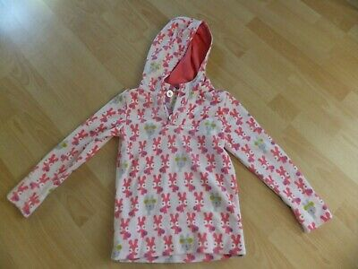 Girls fleece hoodie.  Age 10 years.  From Next.