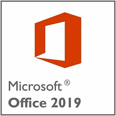 MS Microsoft Office 2019 Home and Business für Mac