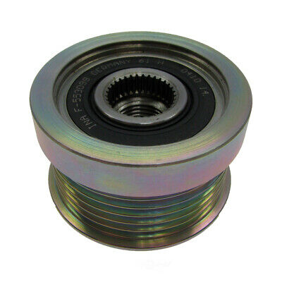 Alternator Decoupler Pulley Continental Elite 49709
