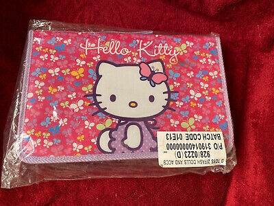 Hello Kitty Zip Around Art Case - Pens, Pencils, Crayons, Paints and More BNWT